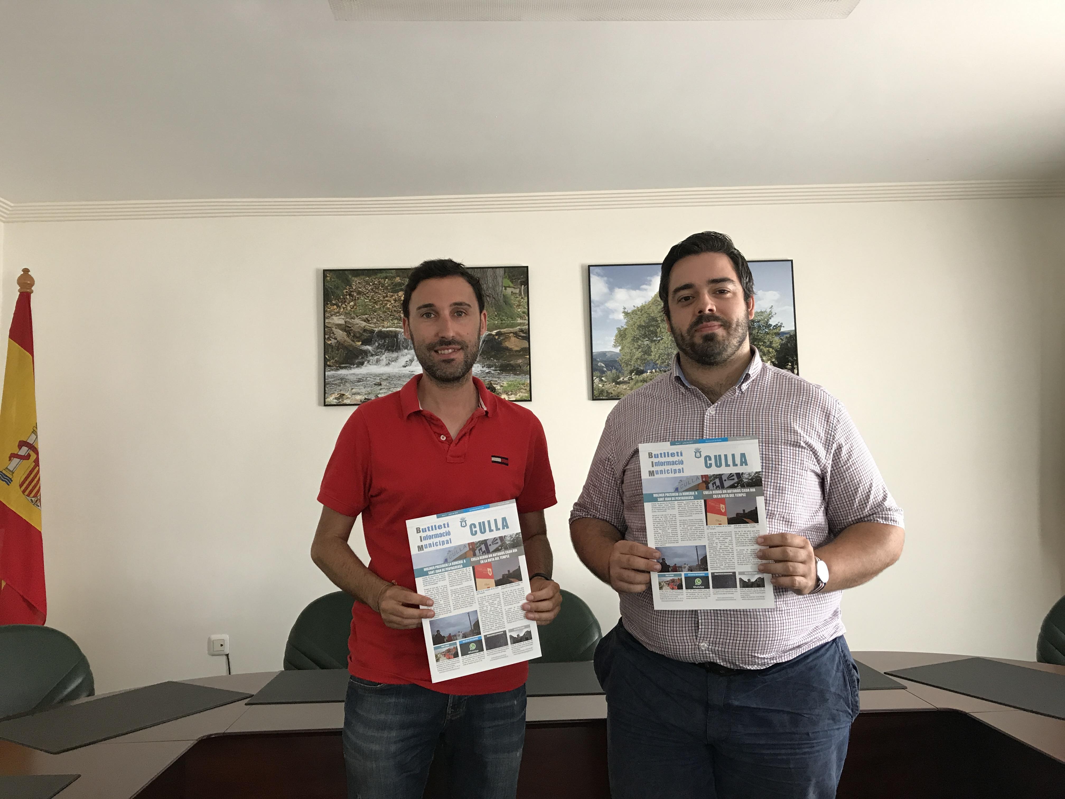 El Ayuntamiento De Culla Inicia La Distribución Del BIM
